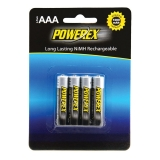 Maha Powerex MHRAAA4 - acumulatori AAA 1000mAh (set 4 buc)