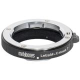 Metabones - Adaptor Leica M la Fujifilm X