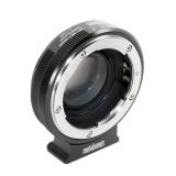 Metabones Nikon G - Micro FourThird Speed Booster XL 0.64x