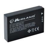 Midland C1124 - acumulator pentru camera XTC 400 3.7V (1700mAh)