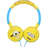 Minions - Casti over ear cu fir