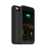 Mophie Juice Pack Plus - Baterie externa 3300 mAh + Husa pentru iPhone 6 / 6s - negru