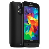 Mophie Samsung Galaxy S5 juice pack - Husa cu acumulator 3000mAh - negru