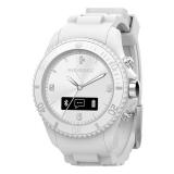MyKronoz ZeClock - Smartwatch analog alb