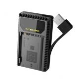 Nitecore UNK1 - Incarcator USB pentru acumulatori Nikon