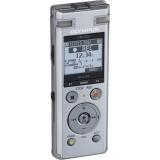 Olympus DM-720 - Reportofon stereo, 4 GB, argintiu