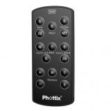Phottix 6-in-1 IR Remote - telecomanda universala pentru Nikon, Canon, Sony, Pentax, Olympus