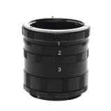 Phottix - set 3 inele de extensie pentru Nikon
