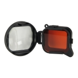Polar Pro P1008 Switchblade - filtru macro + filtru rosu pentru GoPro HERO3+ P1009