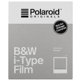 Polaroid Originals - Film B&W pentru i-Type