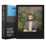 Polaroid Impossible - Film Color pentru 600, Black Frame