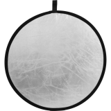 Rogue 2-in-1 Reflector Silver/White 80cm