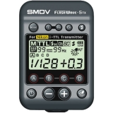 SMDV FlashWave-5 TX Nikon - Transmitator TTL pentru BRiHT-360, patina Nikon