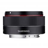 Samyang 35mm F2.8 AF - montura Sony FE, negru