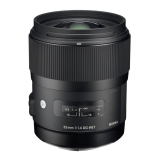Sigma 35mm f/1.4 DG HSM Art - Canon