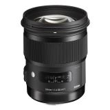 Sigma Art 50mm f/1.4 DG HSM - Nikon AF-S