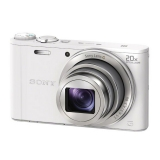 Sony DSC-WX350W alb - 18,2 Mpx, zoom optic 20x, Wi-Fi, NFC