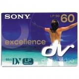 Sony DVM60EX - Caseta MiniDV Excellence, 60min