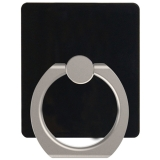 Star - Suport universal pentru telefon cu inel, Negru