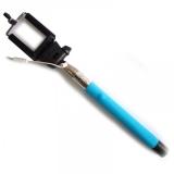 Tellur Z07-5 Plus - Selfie Stick albastru