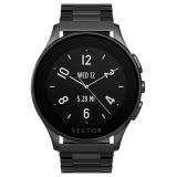 Vector Luna-Brushed Black/Black IP Bracelet - specia