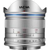 Venus Optics Laowa 7.5mm f/2 - montura MFT, Argintiu