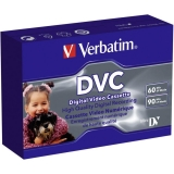 Verbatim DVC-60 - Caseta MiniDV 60min