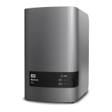 WD My Book Duo 6TB - HDD extern USB 3.0 - charcoal