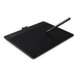 Wacom Intuos Art CTH-690 Pen & Touch M - tableta grafica - negru
