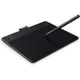 Wacom Intuos Photo CTH-490 Pen & Touch S - tableta grafica - negru