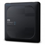 Western Digital My Passport Wireless PRO 2TB - HDD extern, Negru