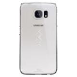 White Diamonds - Husa capac spate Trinity pentru Samsung Galaxy S6 - alb