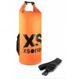 X-Sories Stuffler - Duffle bag 23L, Portocaliu
