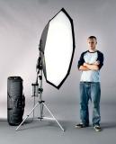 Dedolight Octodom Kit 4x150w