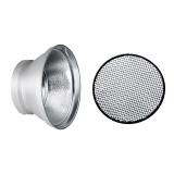 Elinchrom 26060 Reflector 18cm 60° + Grid 30°