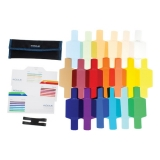 ExpoImaging Rogue Universal Lighting Filter Kit - geluri pentru blitz extern