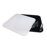 Fancier PS-13 - masa foto 30x30cm, acrylic alb/negru