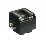 Fancier PSS-01 - adaptor PCsync la patina blit sincron central