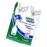 Green Clean Wet&Dry - 2 spatule format NON FULL FRAME (1 buc. spatula uscata + 1 buc, spatula umeda)