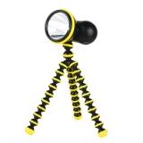 Joby GorillaTorch Original galben - lampa lumina continua cu picioare flexibile