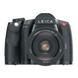 Leica S2 Black body - aparat digital format mediu