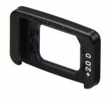 Nikon DK-20C - ocular corectie dioptrie +2 pentru D300/D90/D60