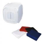 PB-03 - Cub pliabil 60x60cm - solutia de studio portabil pentru fotografiere produse