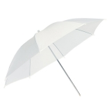 Umbrela difuzie alb traslucent 85cm