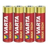 Varta Max Tech AA - baterii alcaline R6