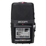ZOOM H2n - dispozitiv portabil pentru inregistrari audio profesionale
