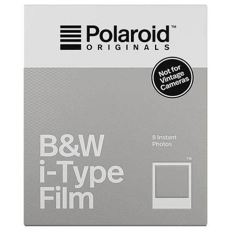 Film foto Polaroid alb-negru pentru I-Type